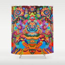 Cynosure Shower Curtain