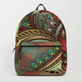 Beautiful Symbolic Design Backpack