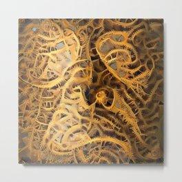 Elephant's Memory Metal Print
