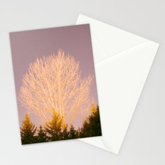 big tree Stationery Cards