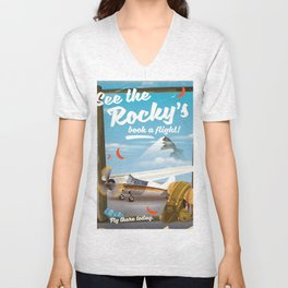 See The Rocky's Unisex V-Neck