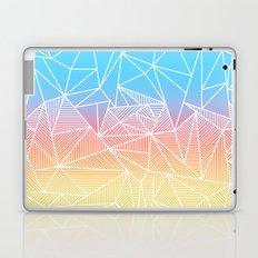 Bakana Rays Laptop & iPad Skin