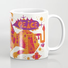 I Wish You Peace Coffee Mug