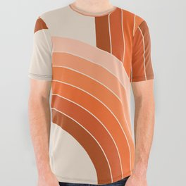Red Rock Bounce All Over Graphic Tee