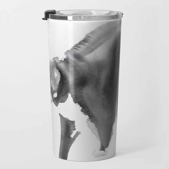 Bubi, my cat Travel Mug