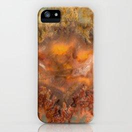 Idaho Gem Stone 32 iPhone Case