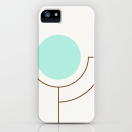 Balm 05 // ABSTRACT GEOMETRY MINIMALIST ILLUSTRATION by iPhone Case