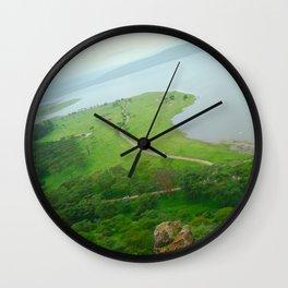 Kenya Landscape Wall Clock