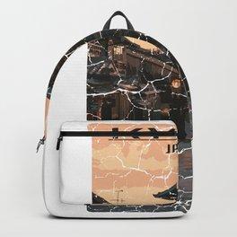 Japan Kyoto City Wanderer Gift Backpack