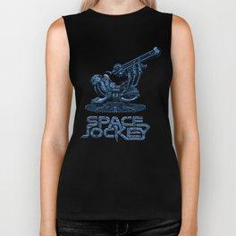 Space Jockey Biker Tank