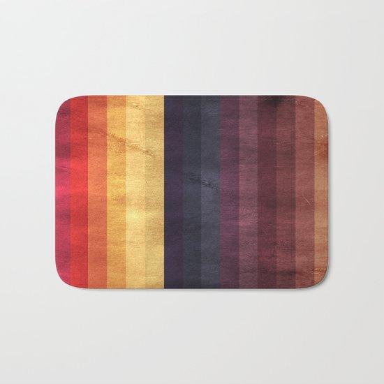Eccentric Spectrum Bath Mat