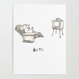 Rat TV Poster