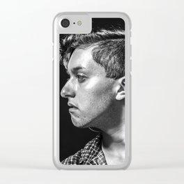 Martin I Clear iPhone Case