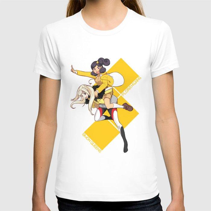 livNPC - Finale - Flora and Simon T-shirt
