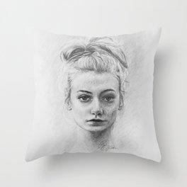 Serenity's Composure Throw Pillow