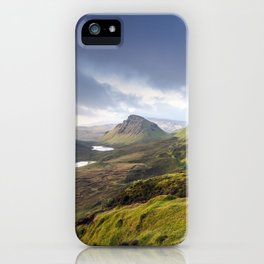 Up in the Clouds VI iPhone Case