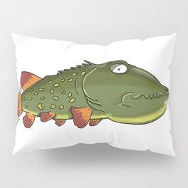 Depressed fish Pillow Sham