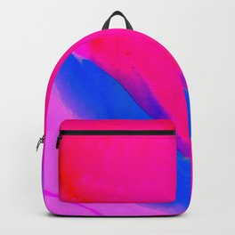 Wavy & Pink Backpack
