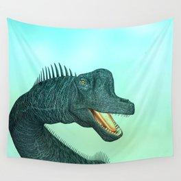 Brachiosaurus Wall Tapestry