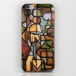 Do Justice, Love Kindness, Walk Humbly iPhone Skin