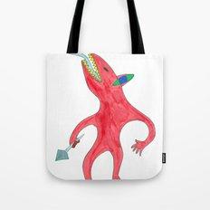 Daemon Tote Bag