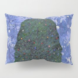 Christmas D2 - Bell Tree Pillow Sham