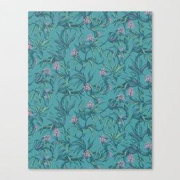 Mamba! in pastel tones Canvas Print