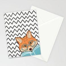 Reading Fox Stationery Cards