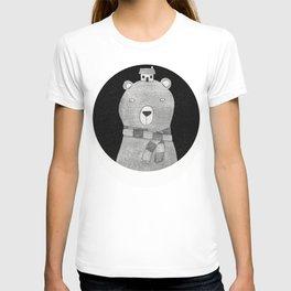 A great big bear T-shirt