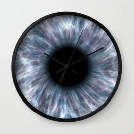Eye of the Storm | Wall Clock