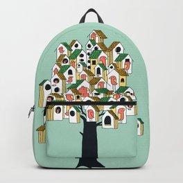 Bird houses Backpack