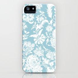 INDIENNES Blue iPhone Case
