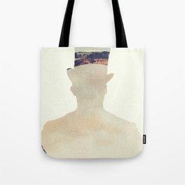Divide_ Tote Bag