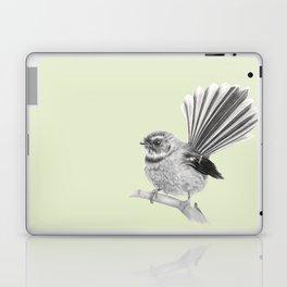 Piwakawaka   NZ Fantail Laptop & iPad Skin