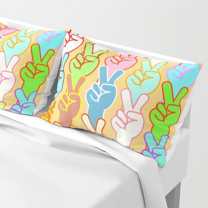 Peace II Pillow Sham