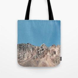 Glorious Mountains Tote Bag