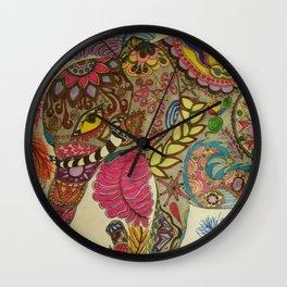 ELEPHANT PARADE Wall Clock