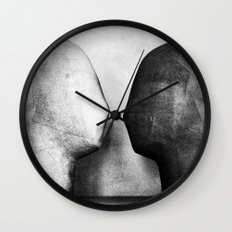 Bipolarism Wall Clock