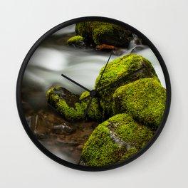 Slow Creek Wall Clock