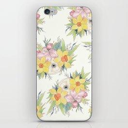 English Spring Garden iPhone Skin