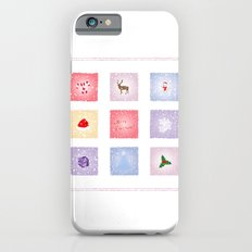 Christmas Time Slim Case iPhone 6s