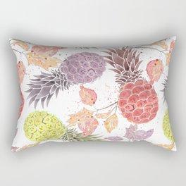 Juicy pineapple. Rectangular Pillow