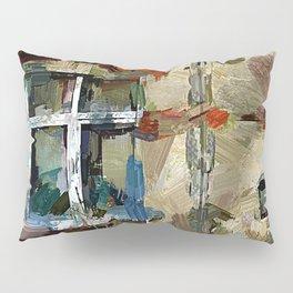Haus mit Garten II Pillow Sham