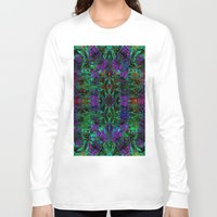 wild things Long Sleeve T-shirts featuring Wild Things II by RingWaveArt