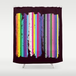 LGBTQ2 Pride Shower Curtain