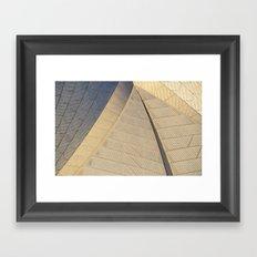 Sydney Opera House II Framed Art Print