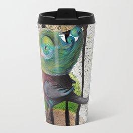 snotty pompbird Travel Mug