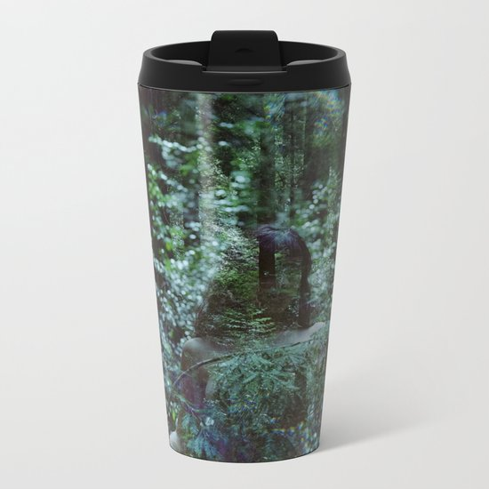 losing you to the wilds Metal Travel Mug