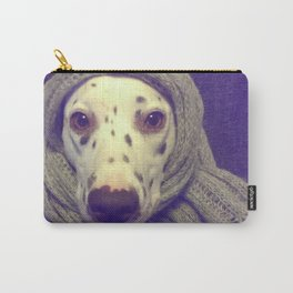 Diva Dalmatian Carry-All Pouch