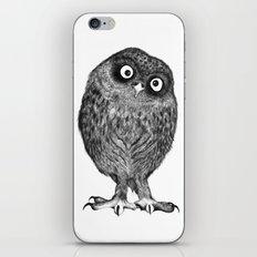 Owl Nr.4 iPhone & iPod Skin